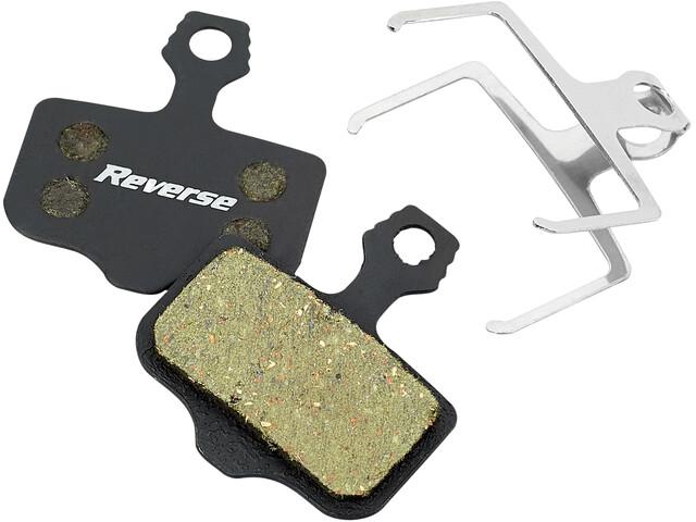 Reverse AirCon Replacement Brakepad for Avid Elixir 2pc schwarz